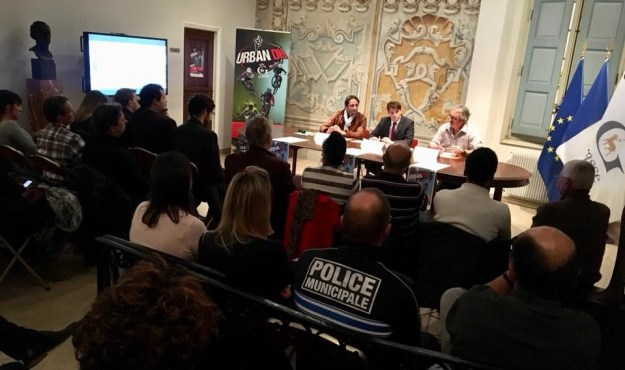 Conférence de Presse Urban DH 2017 02