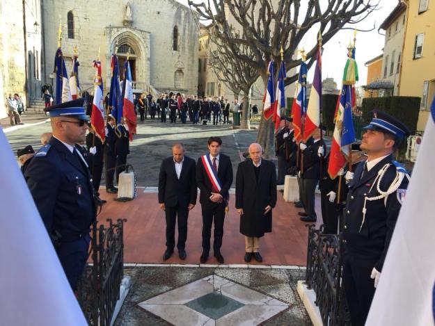 Hommage aux morts pour la France en Algérie au Maroc et en Tunisie 02