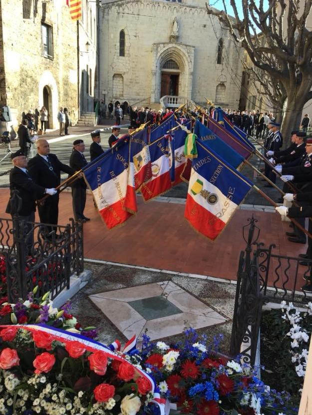 Hommage aux morts pour la France en Algérie au Maroc et en Tunisie 03
