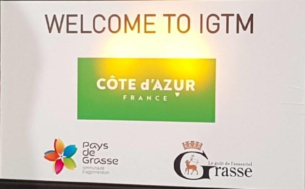 Ouverture de l'IGTM au Palais des Congrès de Cannes 02