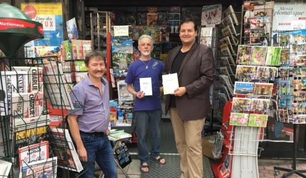 Rendez-vous au Petit Kiosque avec Bruno Mehul
