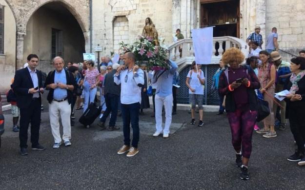 Traditionnel pèlerinage à Notre Dame de Valcluse 01