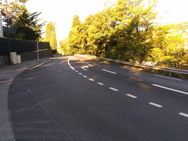renforcement routes departementales 09