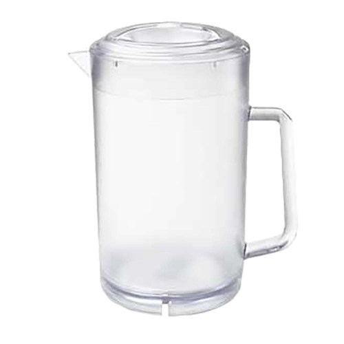 Medium Crop Of Glass Pitcher With Lid