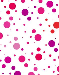 Solar Circles - pink 2