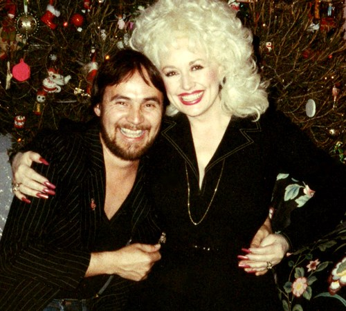 Wayne and dolly