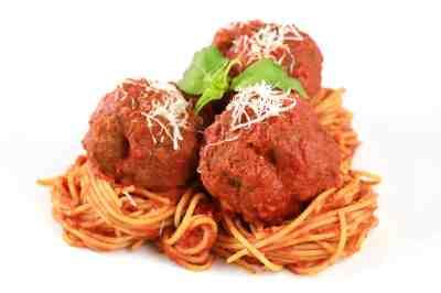 Grandma's Famous Italian Meatball Recipe - Jessica Gavin