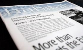 Habitats Newsletter