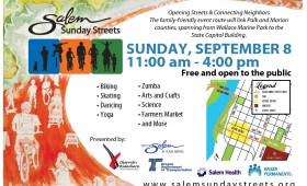 Salem Sunday Streets