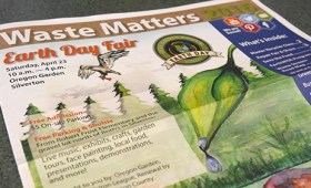 Waste Matters Tabloid