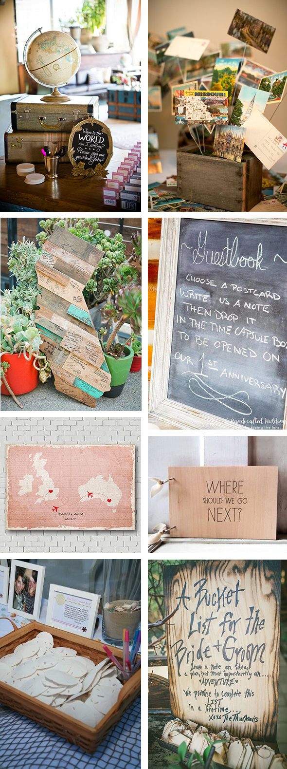 Large Of Wedding Guest Book Alternatives