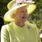 Anglická královna