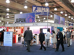 Debut of Japan Pavilion at International Franchise Expo 2013 | JETRO Topics - About Us - Japan ...