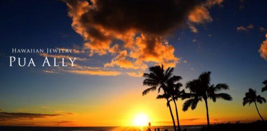ハワイ,ハワイアンジュエリー,空