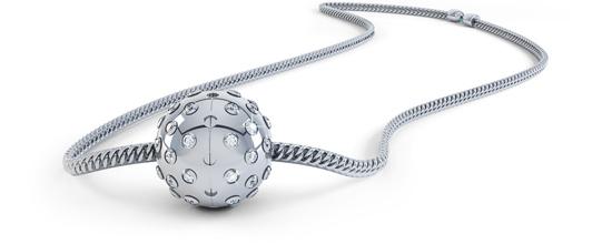 Designer Sphere Pendant