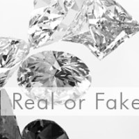 Do you own a fake diamond?