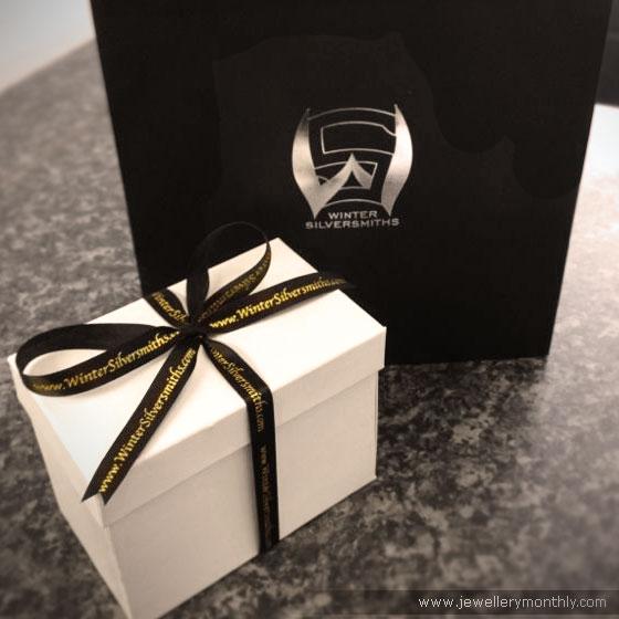 Winter Silversmiths Jewellery Packaging Inspiration