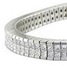 designer platinum bracelet
