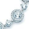 tiffany platinum bracelet