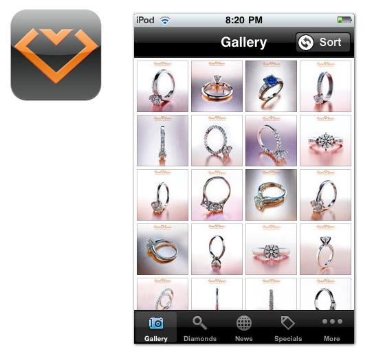Brian Gavin diamonds iphone app