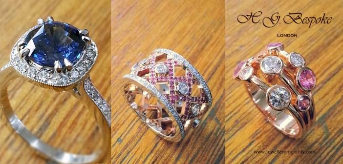 Hatton Garden Bespoke Diamond Jewellery Workshop