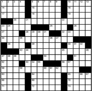 Crossword-Kohen
