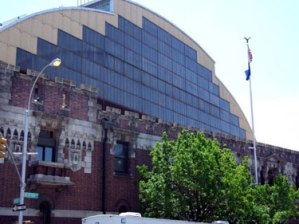 New York State National Guard (Troop C) Armory