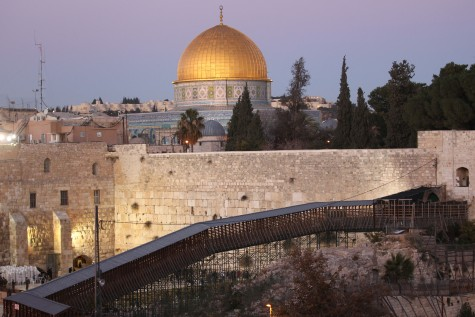 Kotel and Temple Mount