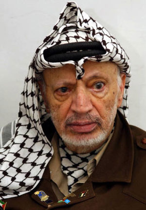 Yasser-Arafat