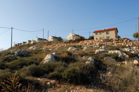 The Samaria (Shomron) Jewish community of Yitzhar.