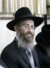 Rabbi Mordechai Kornfeld