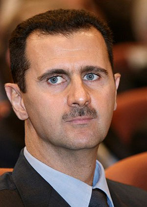 Bashar-Assad-021712