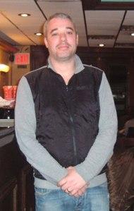 Alon Assayag of Café Muscat