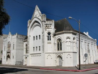 Old B'nai Israel Synagogue and Cohen Community House