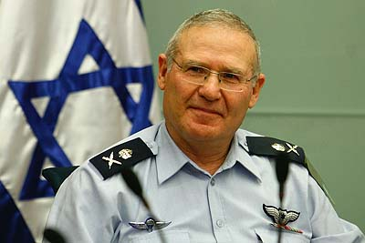 Head of Israeli Military Intelligence Directorate Amos Yadlini