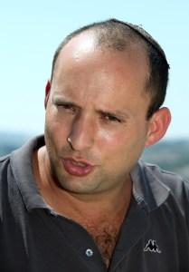 Former Yesha Council Director Naftali Bennett