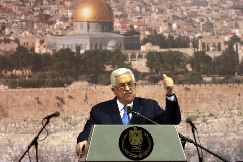 Abbas' implicitly giving up the demand to flood Israel with foreign Arabs strengthens his demand for sovereignty over the Temple Mount