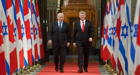 Canada and Israel have a special relationship