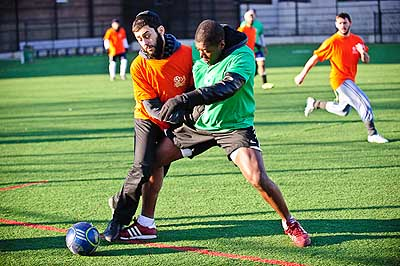 Last December, Orthodox vs. Caribbean match in Crown Heights surprised the latter…