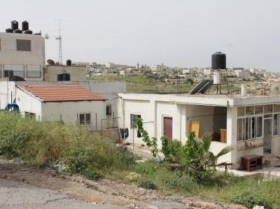 Beit Hanina Jewish properties