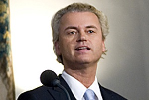 Dutch Politician Geert Wilders