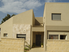 The Lax Family&#039;s Home In Nitzan