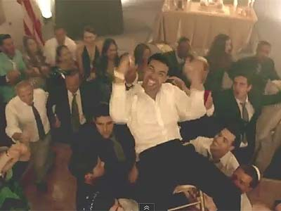 Drake's new clip is all about giving himself a better Bar Mitzvah.