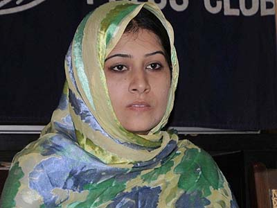 Rinkle Kumarib's case has become the focus for Hindus seeking rights in Pakistan.