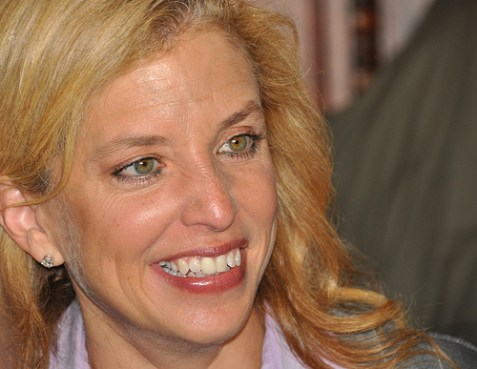 Democratic National Committee Chair Rep. Debbie Wasserman Schultz (D-Fla.)