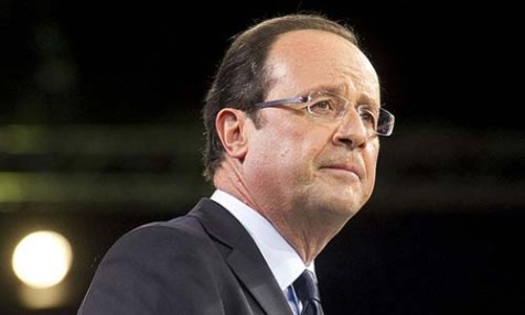 Francois Hollande's victory is sending many Jews packing.