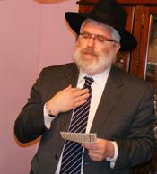 Rabbi Yehoshua S. Hecht