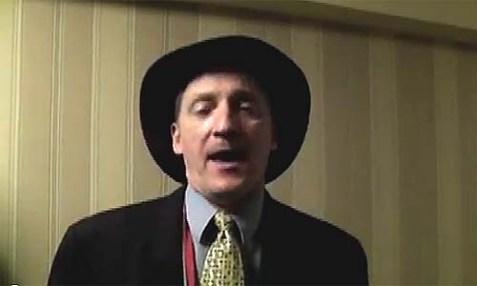 Blogger Robert Stacy McCain.
