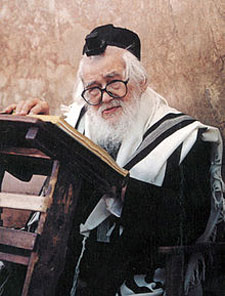Rav Shach z&quot;tl