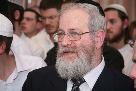 Rabbi Yeshayahu Rotter Z&quot;L